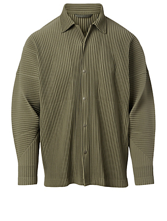 HOMME PLISSÉ ISSEY MIYAKE Monthly Colours June Shirt Men's Beige