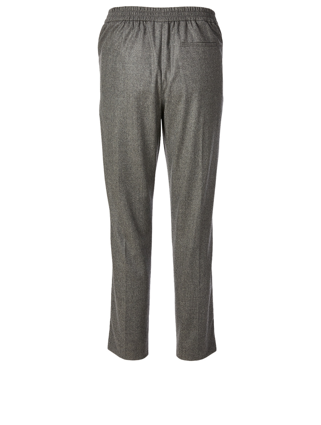STELLA MCCARTNEY Claire Wool Tailored Pants Women's Grey