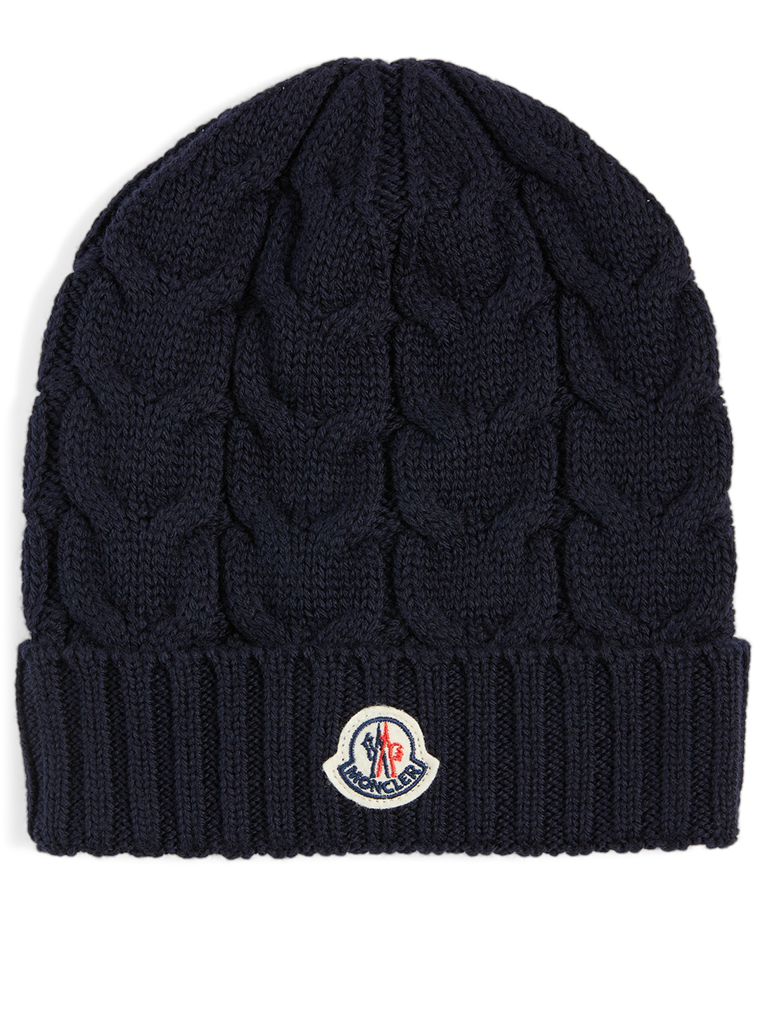 MONCLER ENFANT Harmony Wool Toque Kids Blue