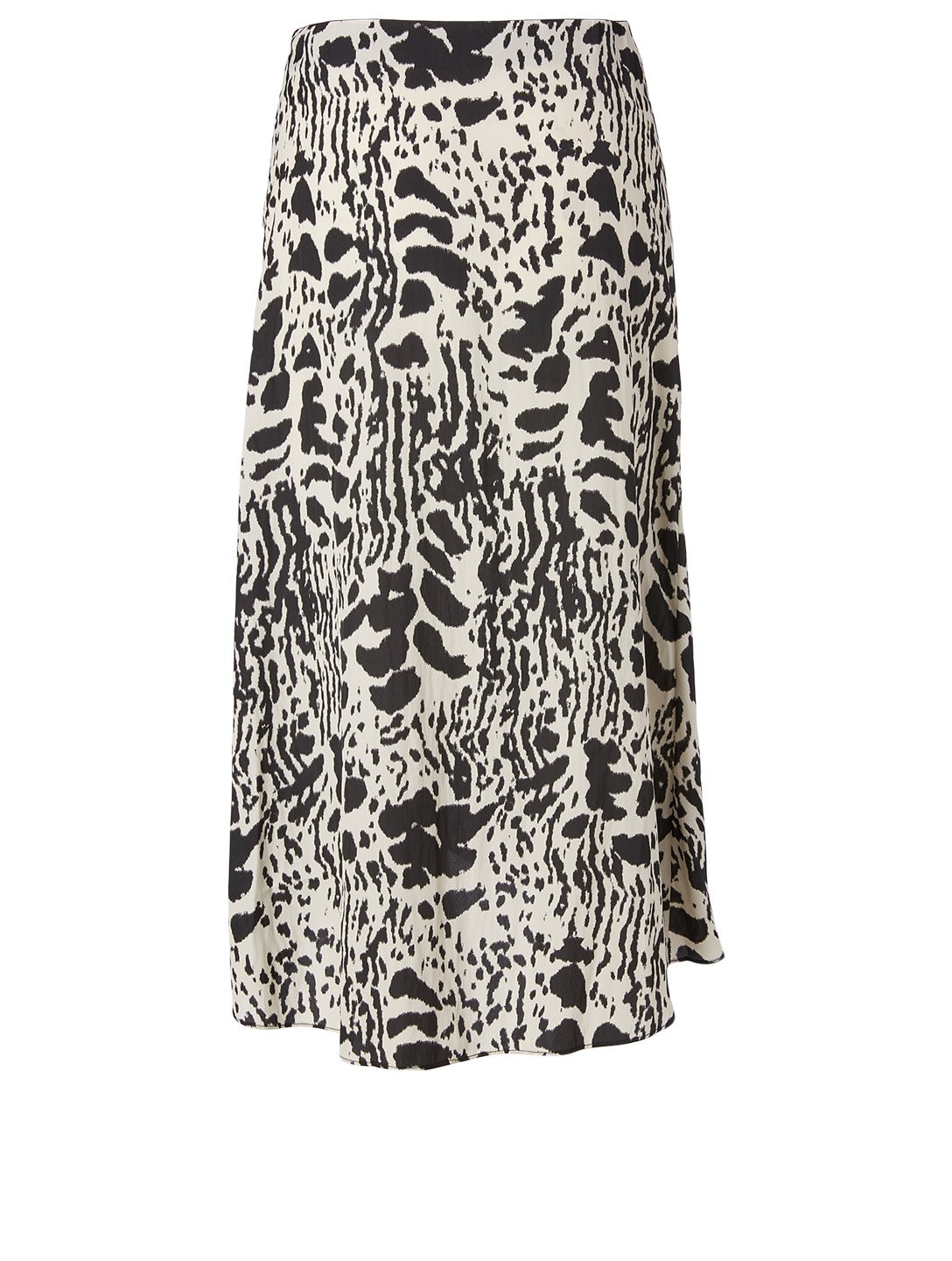 BA&SH Opera Midi Skirt In Animal Print Women's Multi