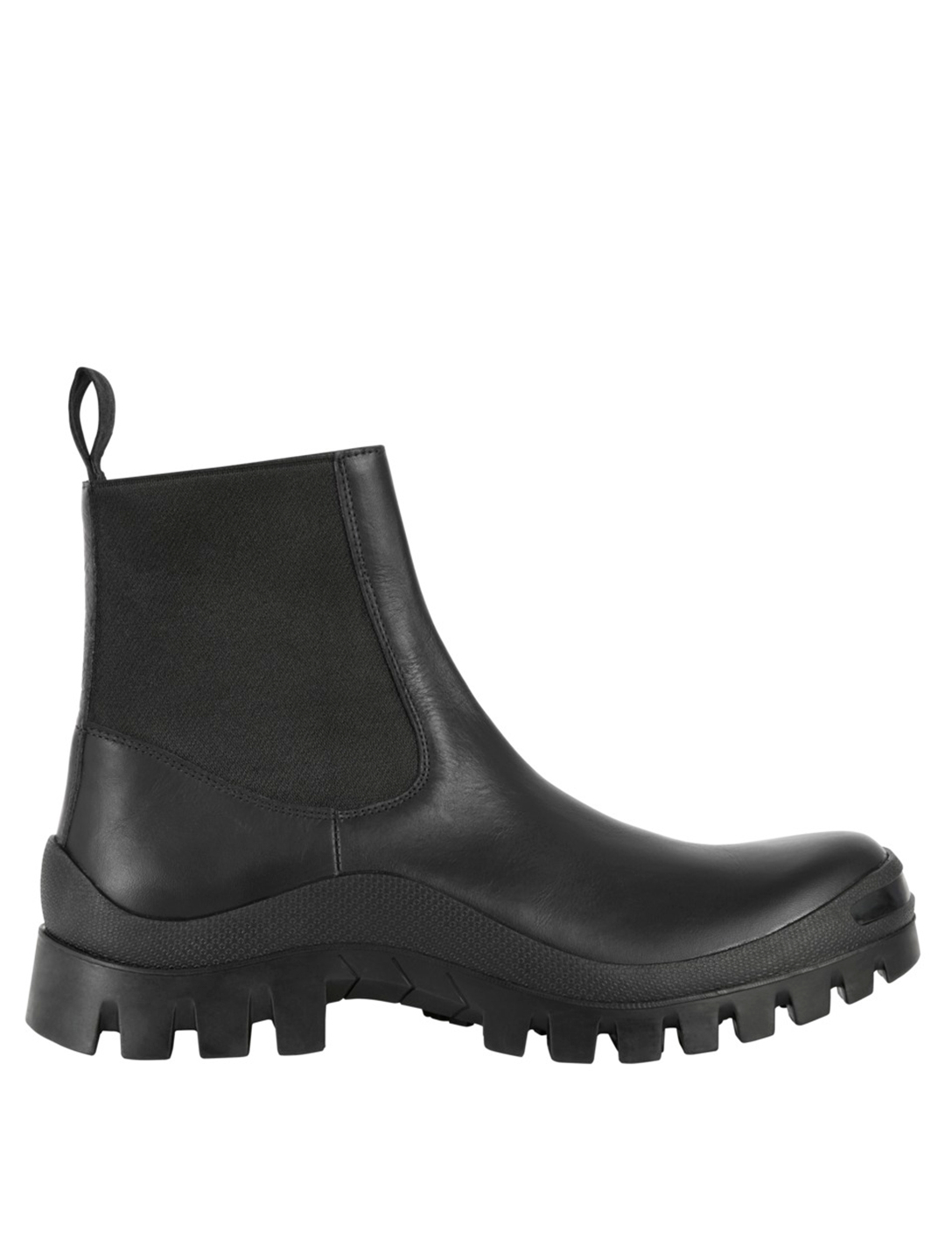 ATP ATELIER Catania Leather Ankle Boots Women's Black