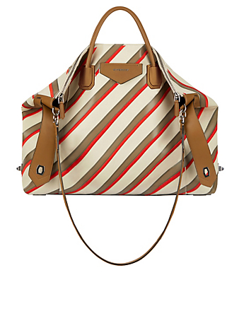 GIVENCHY Large Antigona Soft Striped Bag Women's Multi