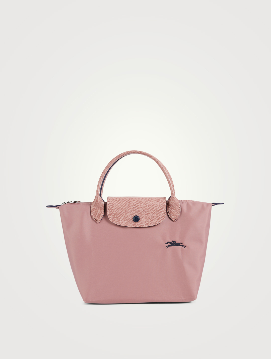 LONGCHAMP Small Le Pliage Club Top Handle Bag Women's Pink