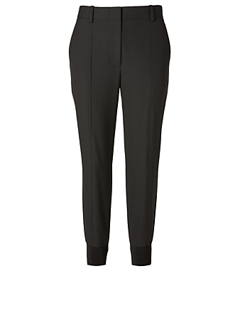3.1 PHILLIP LIM Seamed Jogger Pants Women's Black
