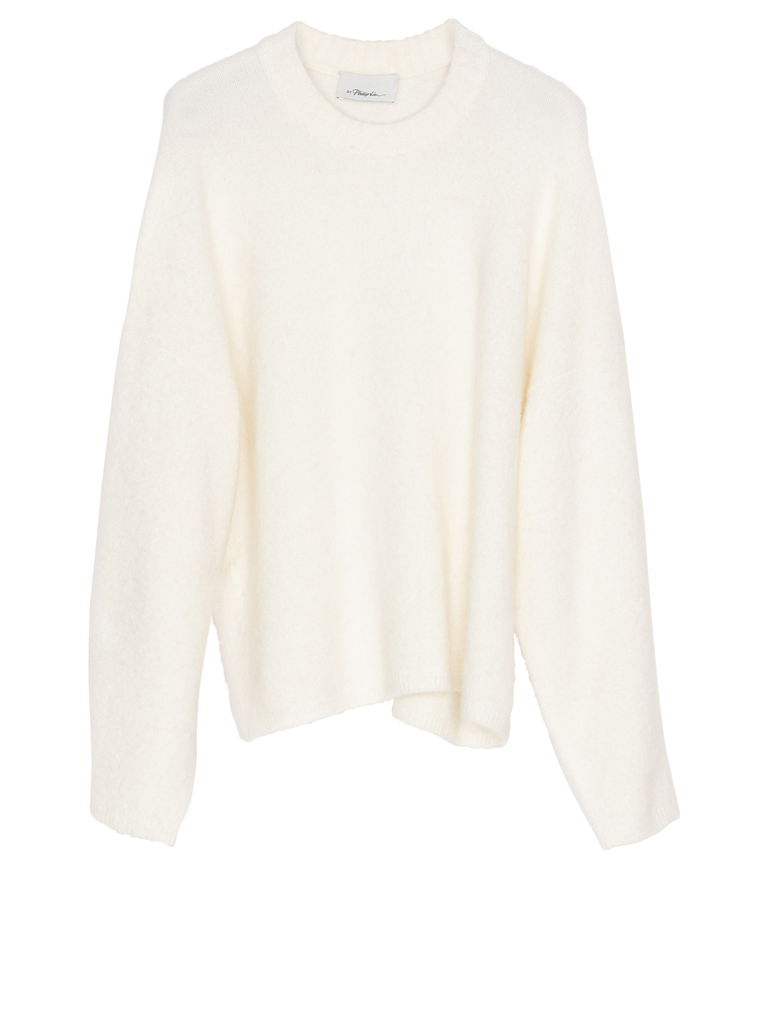3.1 PHILLIP LIM Wool And Alpaca Lofty Sweater Women's White