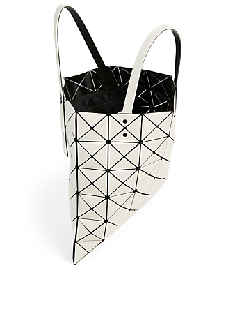 BAO BAO ISSEY MIYAKE Lucent Frost Tote Bag Women's Grey