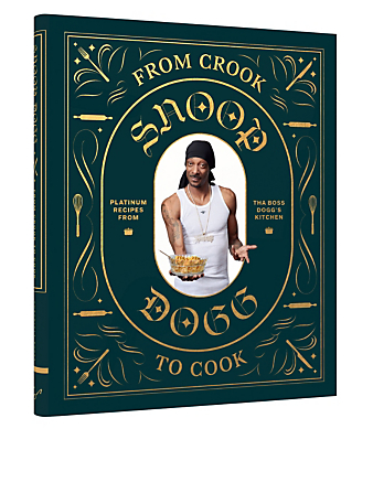 RAINCOAST From Crook to Cook: Platinum Recipes from Tha Boss Dogg's Kitchen Cadeaux et produits gourmet