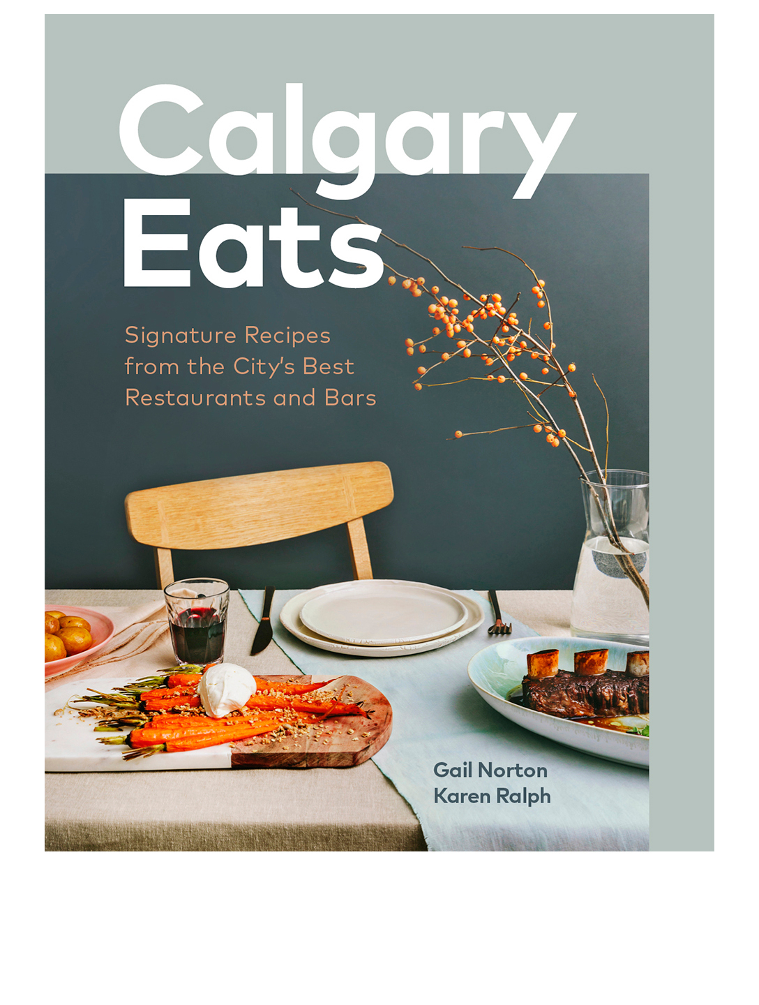 RAINCOAST Calgary Eats: Signature Recipes from the City's Best Restaurants and Bars Cadeaux et produits gourmet