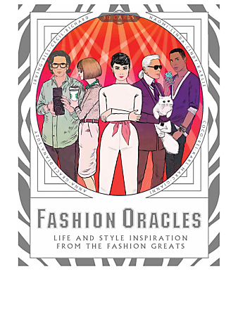 RAINCOAST Fashion Oracles: Life and Style Inspiration from the Fashion Greats Cadeaux et produits gourmet