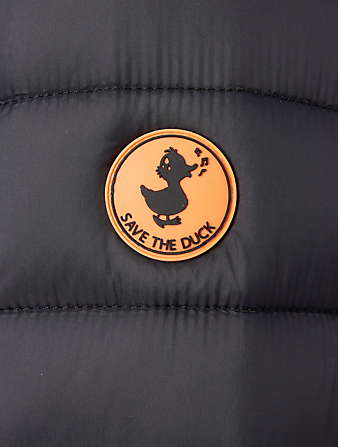 SAVE THE DUCK Giga Ultralight Puffer Jacket H Project Black