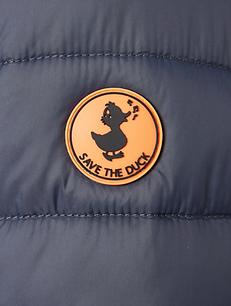 SAVE THE DUCK Giga Ultralight Puffer Jacket H Project Grey