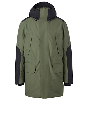 SAVE THE DUCK Hero Recycled Hooded Parka Projet H Vert
