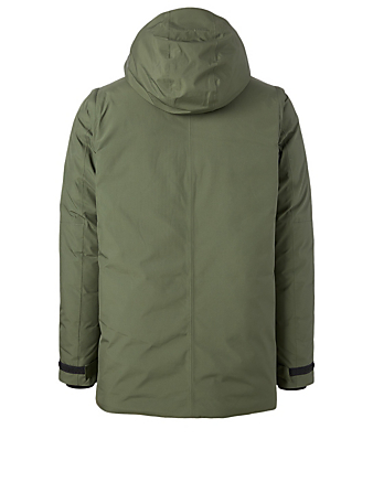 SAVE THE DUCK Every Recycled Hooded Jacket H Project Green