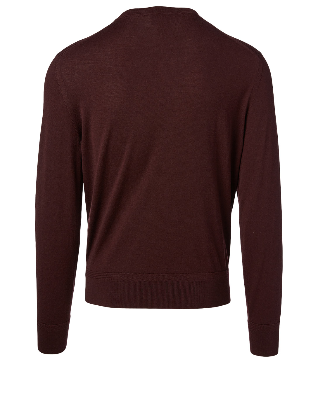 TOM FORD Wool Crewneck Sweater Men's Red