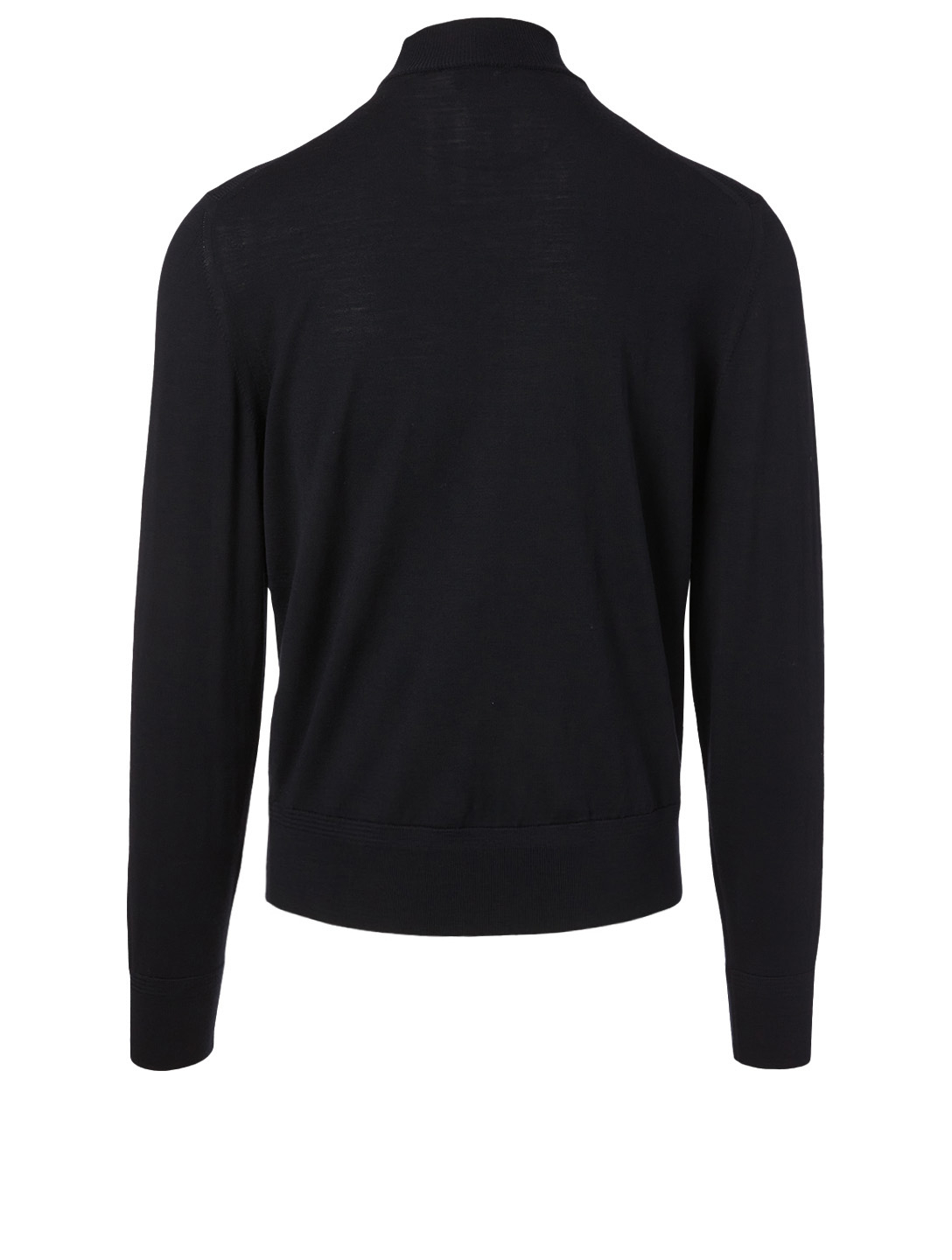 TOM FORD Wool Crewneck Sweater Men's Blue