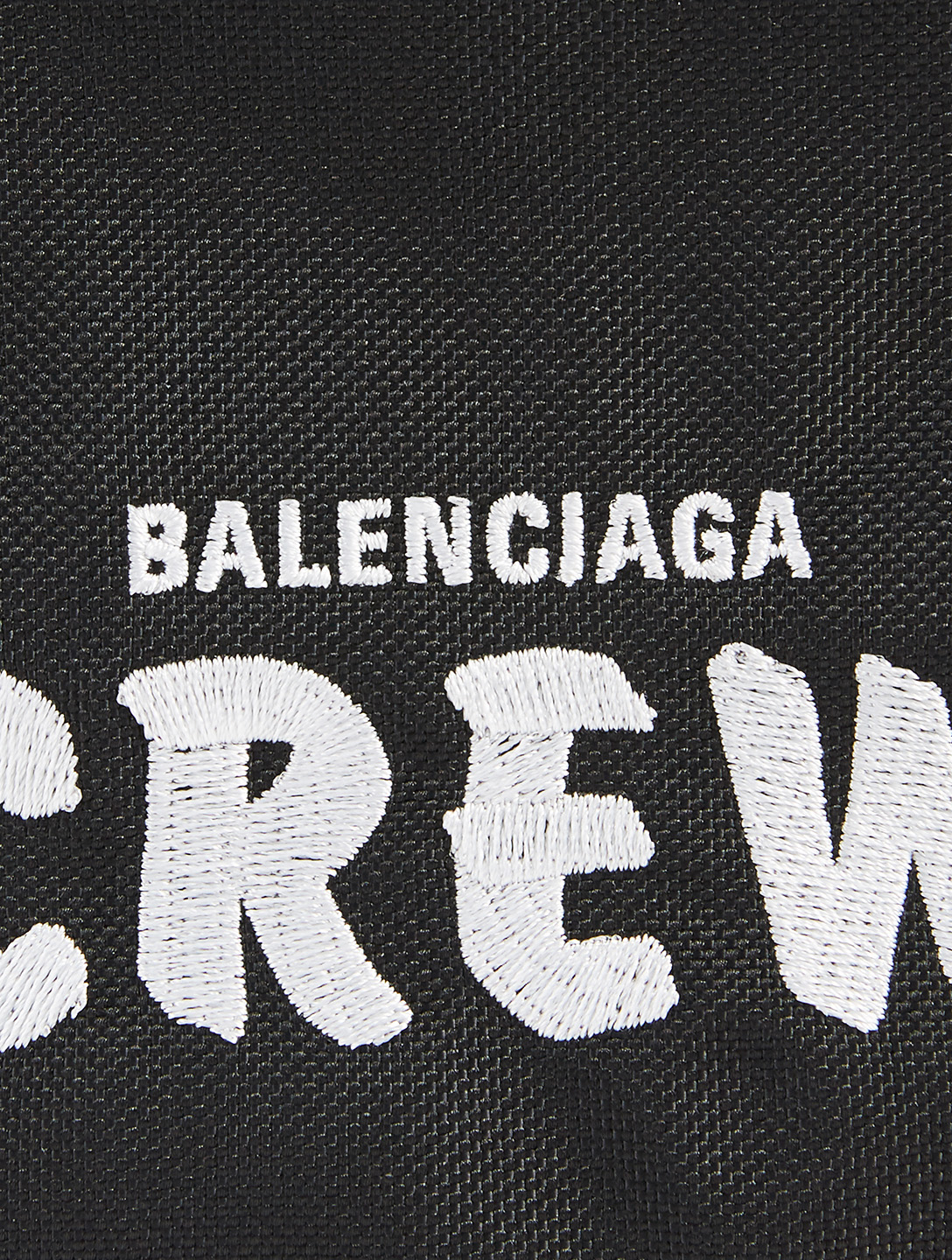 BALENCIAGA Crew Nylon Explorer Crossbody Bag Men's Multi