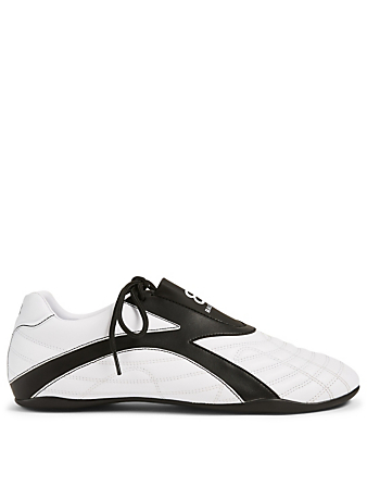 BALENCIAGA Zen Technical Fabric Sneakers Men's White