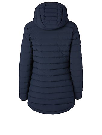 MOOSE KNUCKLES Rockcliff 2.0 Down Jacket Women's Blue