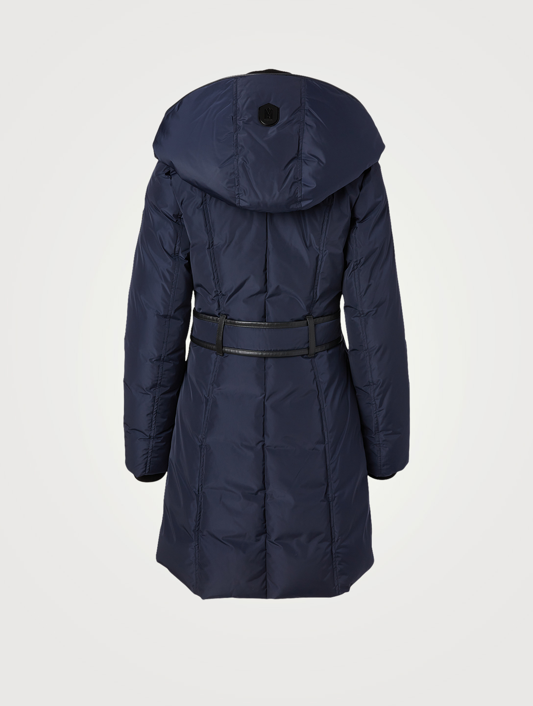MACKAGE Kay Down Coat With Collar Women's Blue