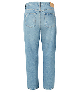 CITIZENS OF HUMANITY Marlee Relaxed Tapered Jeans Women's Blue