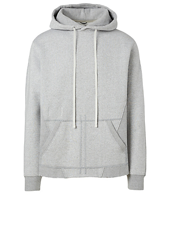 REIGNING CHAMP Tiger Fleece Hoodie Men's Grey