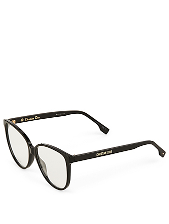 DIOR DiorEtoile3 Cat Eye Optical Glasses Women's Black