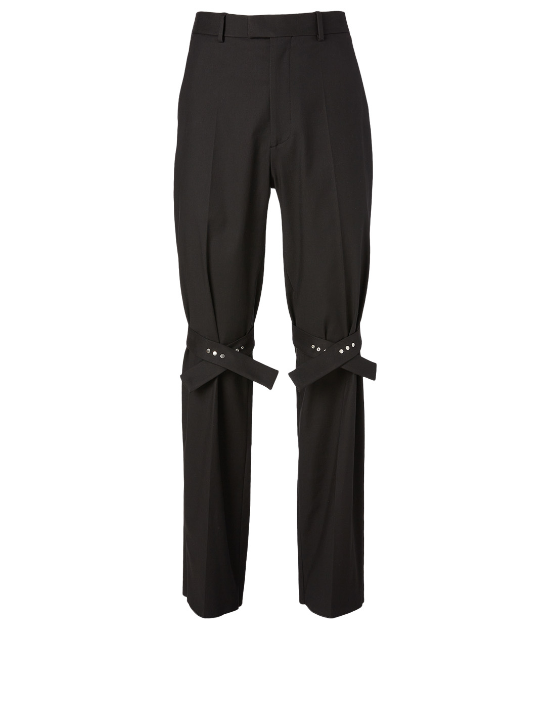 BOTTEGA VENETA Cotton Gabardine Pants Men's Black