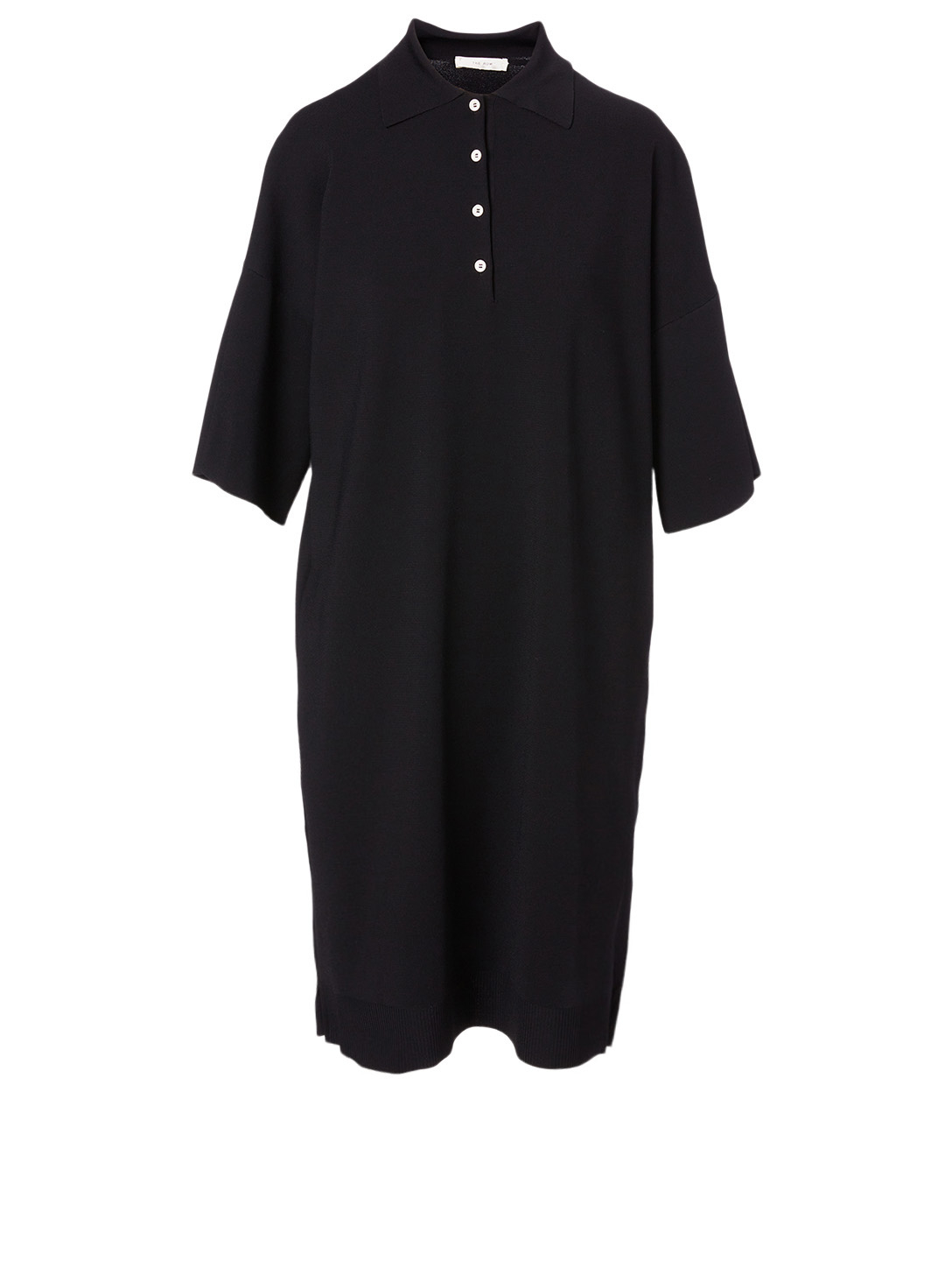 THE ROW Aspen Polo Dress Women's Black