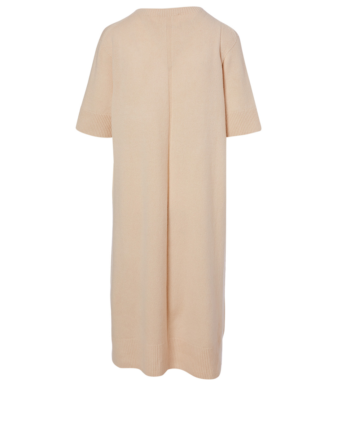 THE ROW Abini Wool And Cashmere Tunic Dress Women's Beige