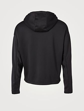 ADIDAS Studio Tech Hooded Jacket Men's Black