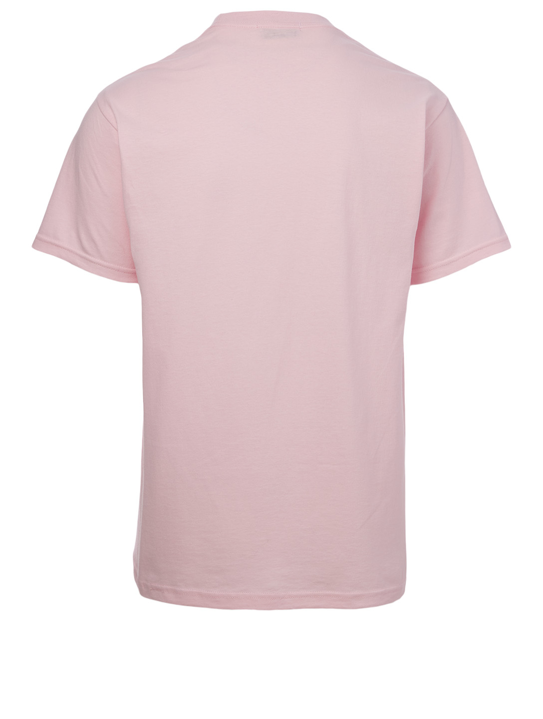 SAINTWOODS Tee-shirt On Behalf Of SW x Holt en coton Hommes Rose
