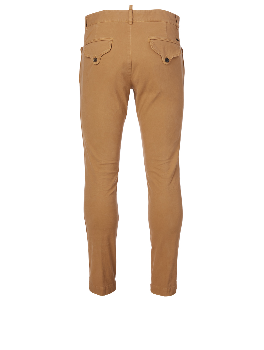 DSQUARED2 Pantalon Cool Guy en coton stretch Hommes Beige