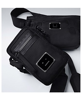 ACNE STUDIOS Crossbody Pouch Bag Women's Black