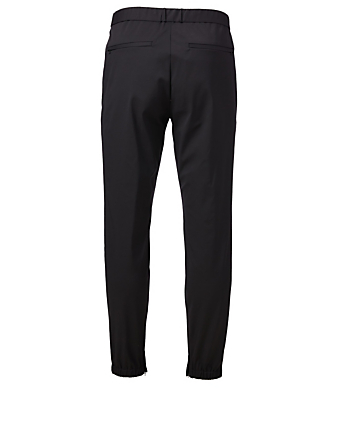 THEORY Terrance Slim Jogger Pants Men's Black