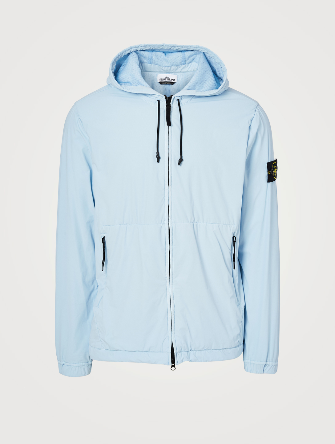 STONE ISLAND Skin Touch Nylon-TC Jacket Men's Blue