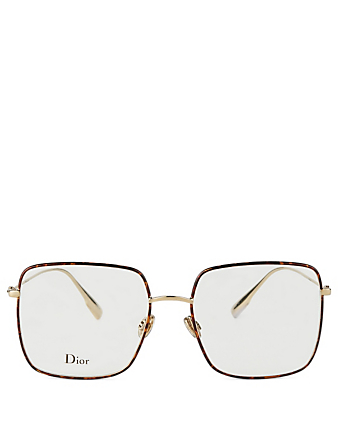 DIOR StellaireO1 Optical Glasses Women's Black