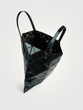BAO BAO ISSEY MIYAKE Lucent Metallic Tote Bag Women's Green
