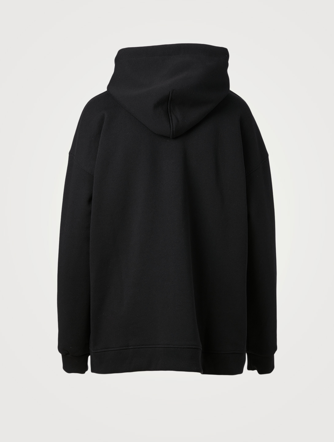 GANNI Isoli EcoLife Oversized Hoodie Women's Black