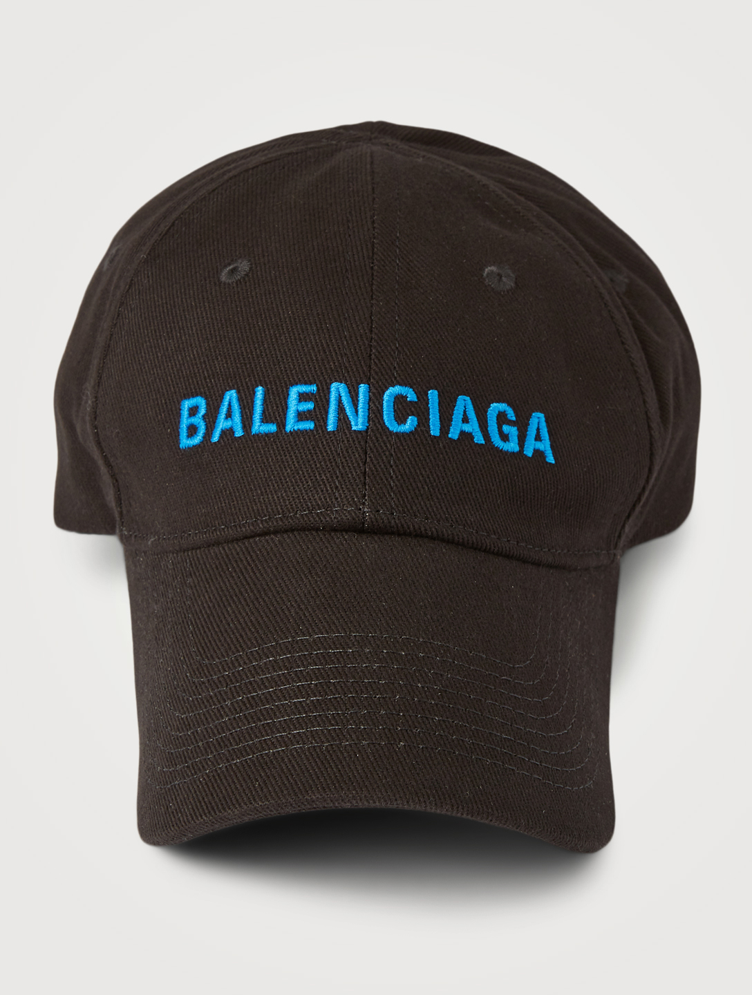 BALENCIAGA Ball Cap With Logo Women's Black