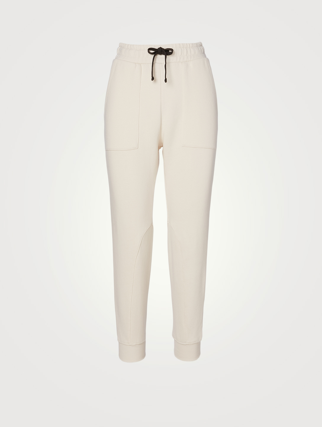 BA&SH Toldeo Cotton Sweatpants Women's White