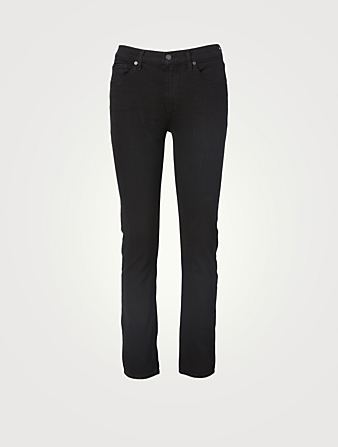 CITIZENS OF HUMANITY Skyla Mid-Rise Cigarette Jeans Women's Black