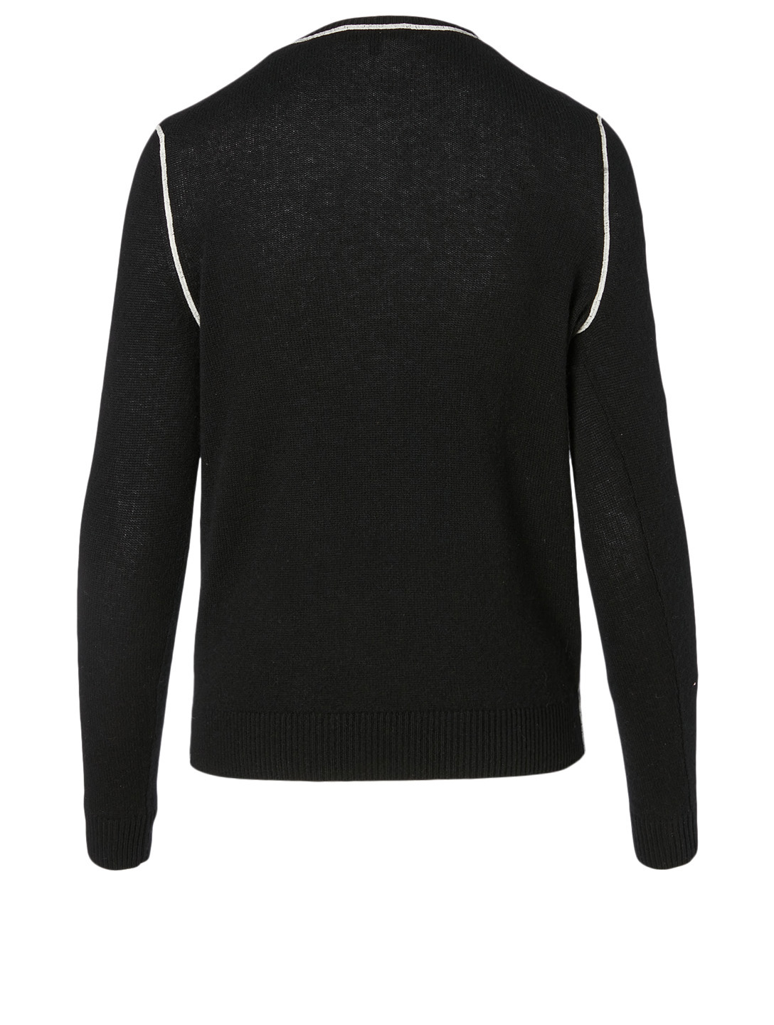 THEORY Cashmere Crewneck Top Women's Black