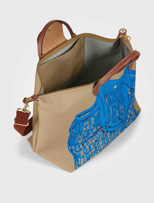LONGCHAMP Grand sac de voyage Le Pliage Filet   Holt Renfrew Canada