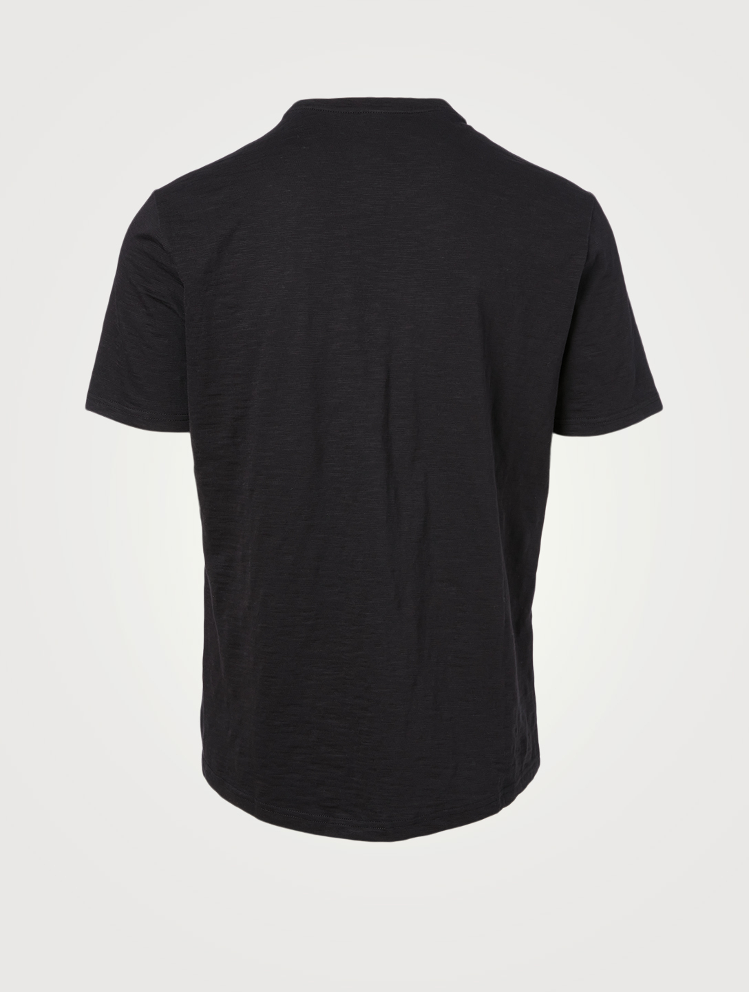 PAIGE Kenneth Cotton T-Shirt Men's Black