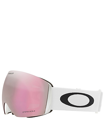 OAKLEY Flight Deck Snow Goggles Men's White