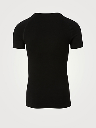 FALKE ESS Wool-Tech Light T-Shirt Men's Black