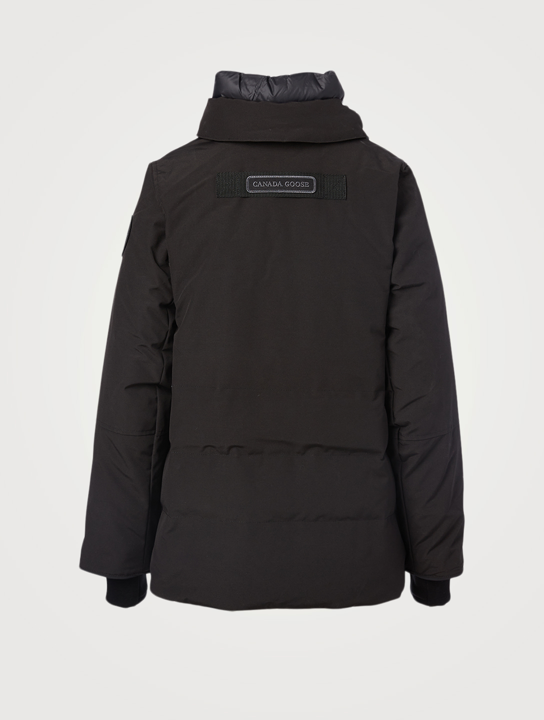 CANADA GOOSE Lyndale Black Label Down Parka Women's Black