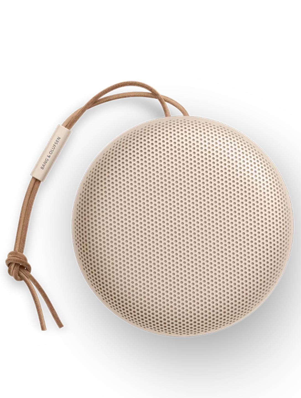 BANG & OLUFSEN Enceinte Bluetooth portable et imperméable Beosound A1 2e génération Cadeaux et produits gourmet Métallique