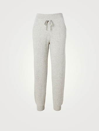RAG & BONE Pierce Cashmere Pants Women's Grey