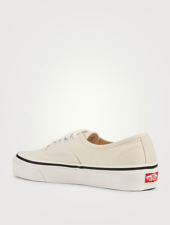VANS Sneakers Anaheim Factory Authentic 44 DX en toile Femmes Blanc